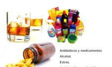 Cosas que dañan la flora intestinal