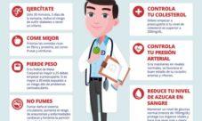 ¿Cómo cuidar el sistema cardiovascular?